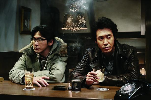 2位『探偵はBARにいる3』は、大泉洋と松田龍平の安定コンビで人気シリーズに