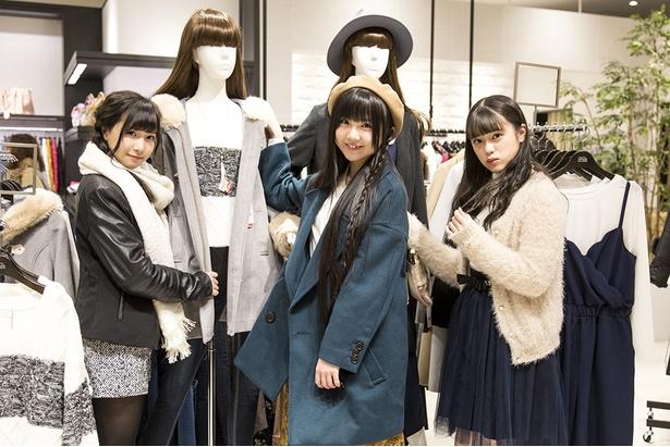 「お得に買えるし、普段着ないスタイルに挑戦しようかな…。いつもは甘めのファッションが好きだけど、こんなクールな服も着こなしてみたい!」と北川