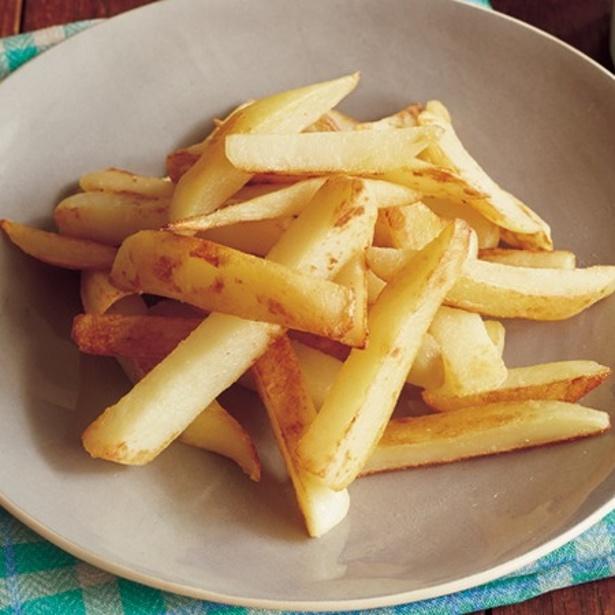 【関連レシピ】基本の揚げないフライドポテト