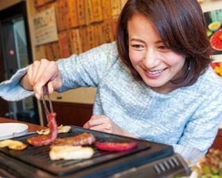 「いじるな」「肉を信じろ!」とひたすら待つ。高温にしすぎずじっくり焼くのが好み