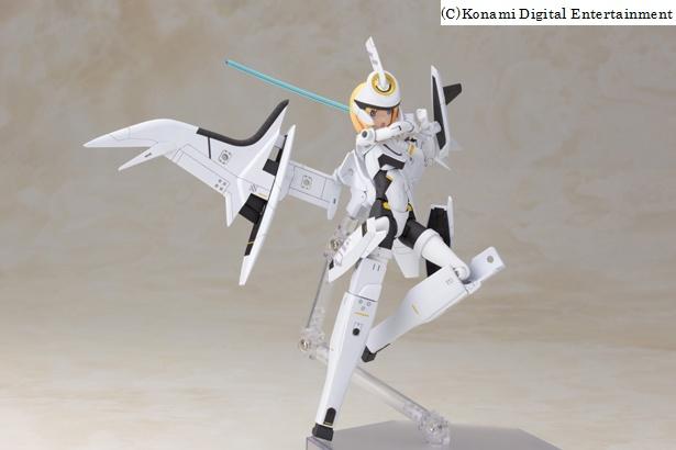 """島田フミカネがデザインを手掛けた、「武装神姫」の""""アーンヴァル""""がプラモで登場!"""