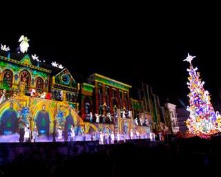 【USJ】ギネス認定の新ツリーも!クリスマスショーは特別観賞エリアが大迫力でおすすめ!