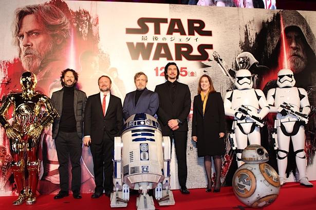 『スター・ウォーズ/最後のジェダイ』は12月15日(金)公開