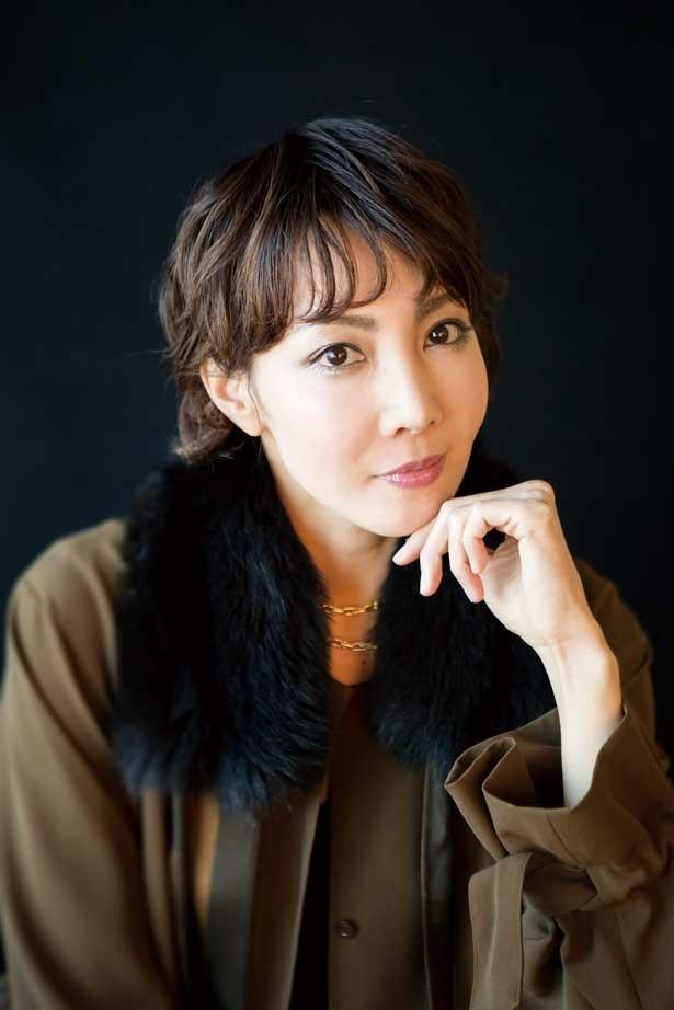韓国で観た「マタ・ハリ」に圧倒されたと話す柚希