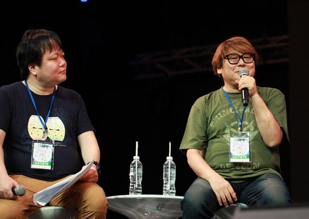 「BEATLESS」の特集ステージイベントのレポートが到着! 水島精二監督が語る作品の魅力とは!?