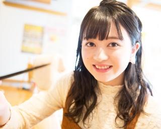 人気連載「SKE48のふぅふぅ女子♥」のスピンオフ企画として、「メンバーとおいしいラーメンを食べた~い♥」を勝手に妄想しちゃいました!今回の彼女はチームK2の江籠裕奈ちゃん♪