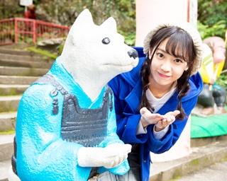 人気連載「SKE48のアルイテラブル!2」のスピンオフ企画として、「メンバーとこんなデートをしてみた~い♥」を勝手に妄想しちゃいました!今回の彼女はチームK2の日高優月ちゃん♪