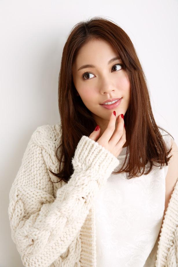 今年話題の連続ドラマに出演した水沢エレナさん