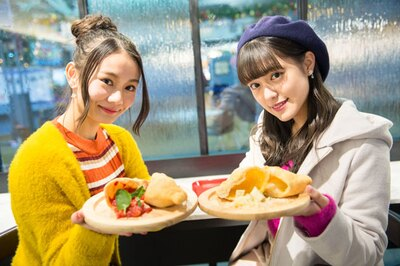 「NAPOLI DIA」は、名古屋で人気のフランス料理店「BISTRO DIA」の直営店だ