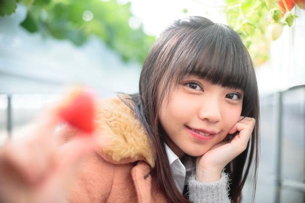 人気連載「SKE48のアルイテラブル!2」のスピンオフ企画として、「メンバーとこんなデートをしてみた~い♥」を勝手に妄想しちゃいました!今回の彼女は研究生の仲村和泉ちゃん♪