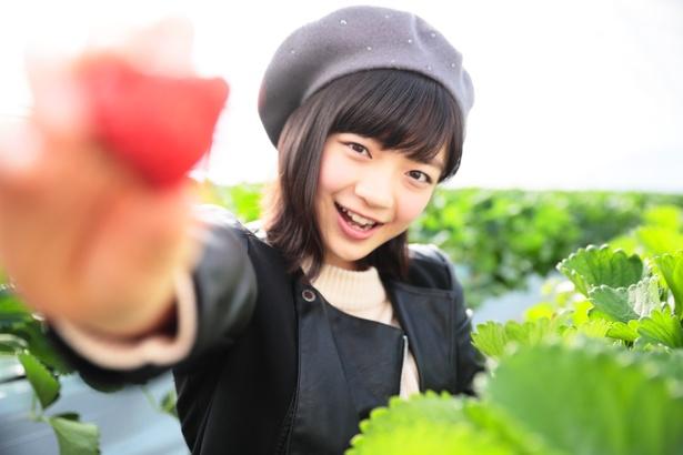 人気連載「SKE48のアルイテラブル!2」のスピンオフ企画として、「メンバーとこんなデートをしてみた~い♥」を勝手に妄想しちゃいました!今回の彼女は研究生の坂本真凛ちゃん♪