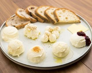 ミルクのプロ・タカナシ乳業プロデュース!ランチのチーズ食べ放題が話題のレストラン