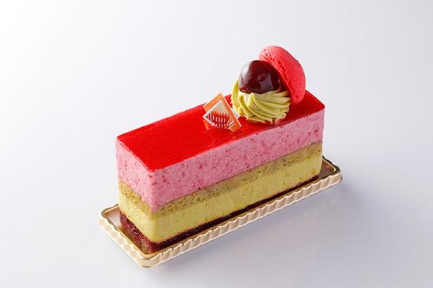 バリエーション豊かな生ケーキはエキュート限定