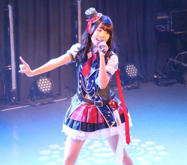 12月5日に21歳の誕生日を迎えた、虹のコンキスタドール・もえちゃん(鶴見萌)