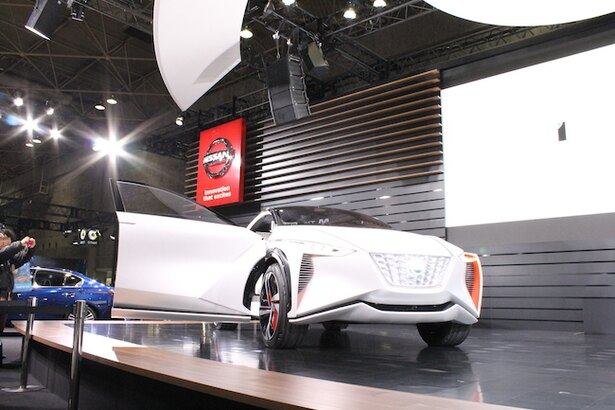 """自動運転技術の進化が""""移動する楽しさ""""を広げる「NISSAN IMx」"""