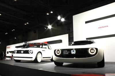 EVに本格参戦したホンダが放つコンセプトカー「Honda Sports EV Concept」