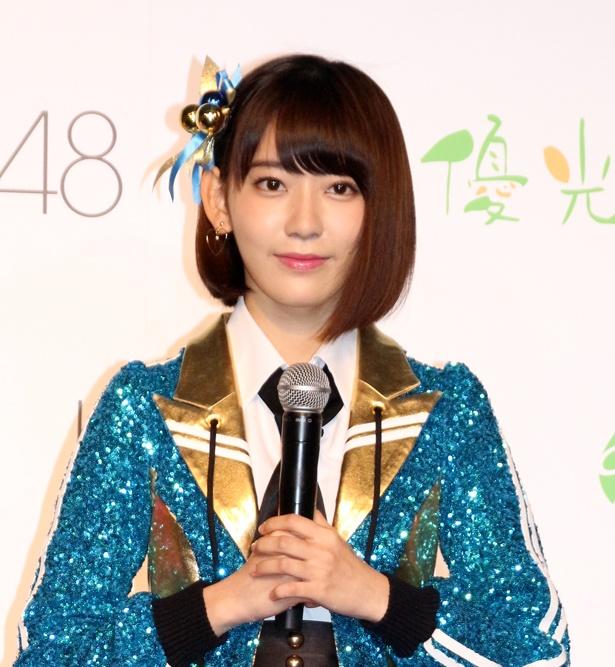 【写真】AKBグループの中で一番かわいいとも言われている宮脇咲良