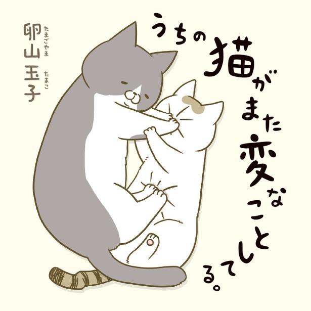 『うちの猫がまた変なことしてる。』(卵山玉子)