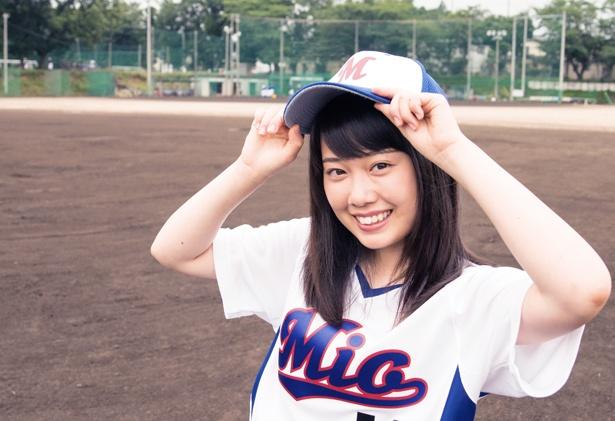 ゲスト出演する現役女子高校生シンガー・MIO