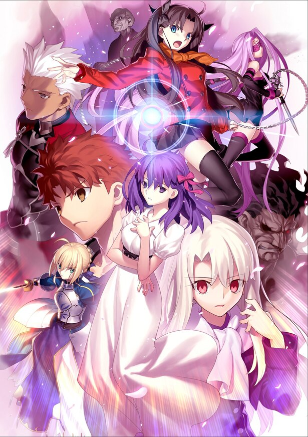 劇場版「Fate/stay night [Heaven's Feel]」I.presage flowerが2月3日(土)より4DX & MX4D上映決定!