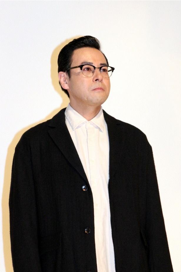 過酷な撮影を振り返る鈴木浩介