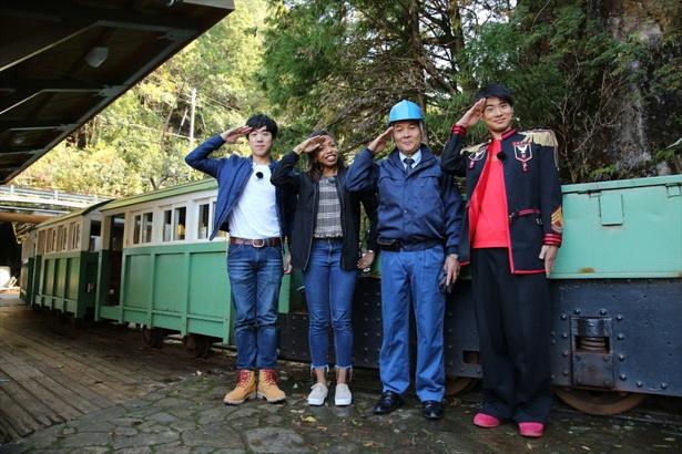 【写真を見る】ボイメン・辻本達規が外国人を連れて三重県の熊野市に行ってきた!