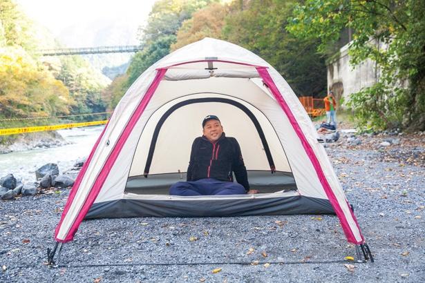西村 キャンプ 場
