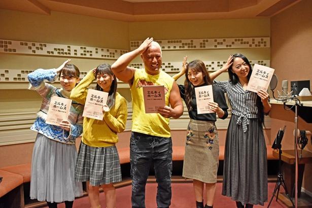 「探偵オペラ ミルキィホームズ」のキービジュアル&新規カットを公開!新日本プロレスの本間朋晃が声優で出演!