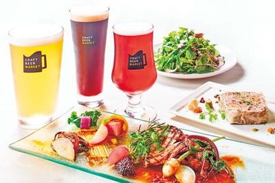 国内外の30種の樽生クラフトビールが楽しめる/クラフトビアマーケット