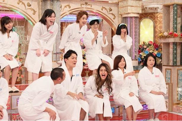 番組史上最多の16人が美男美女に大変身!