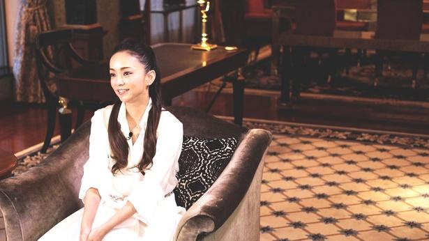 安室奈美恵密着ドキュメント「独占密着・安室奈美恵!今の思いを語る!」をBS日テレで放送