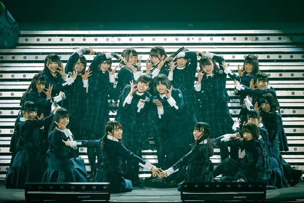 けやき坂(ひらがなけやき)46が全国6都市8公演におよんだ全国ツアー完走&2期生もサプライズ出演!