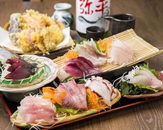 横須賀・長井港の入札権により新鮮&低価格でコスパ抜群!地産地消の鮮魚料理店が大船にオープン