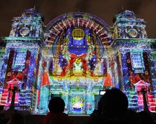 【2017冬イベント攻略法】ウォールタペストリーに感動! 「OSAKA光のルネサンス2017」リアルレポ