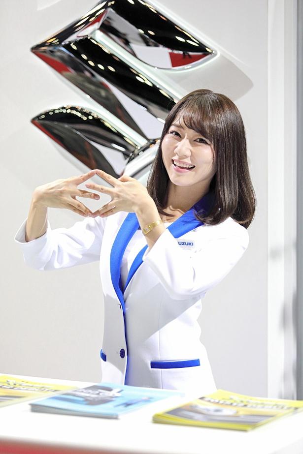 美人コンパニオン画像 in 福岡モーターショー2017 1/40