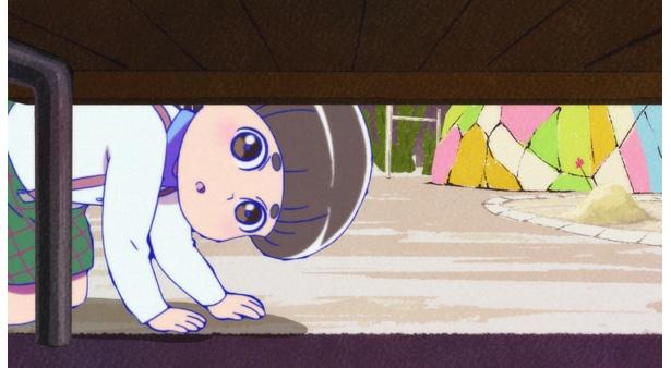 「おそ松さん 第2期」第12話の先行カットが到着。栄太郎親子のお話!