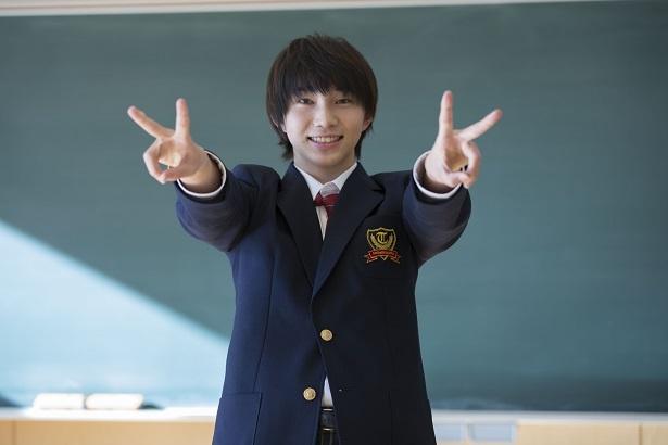 多くの悩みから自殺をしてしまった圭吾を演じた遠藤健慎。番組プロデューサーは「自然で好青年」と印象を語る。