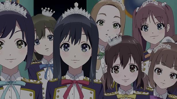 「Wake Up, Girls! 新章」第11話のカットが到着。歌詞を仕上げるきっかけになった、あるユニットとは?