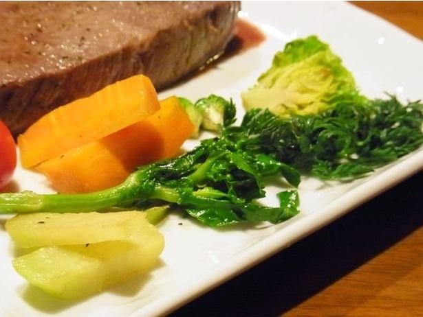 野菜の摂取量目標である350グラムは付け合わせ程度だと足りません