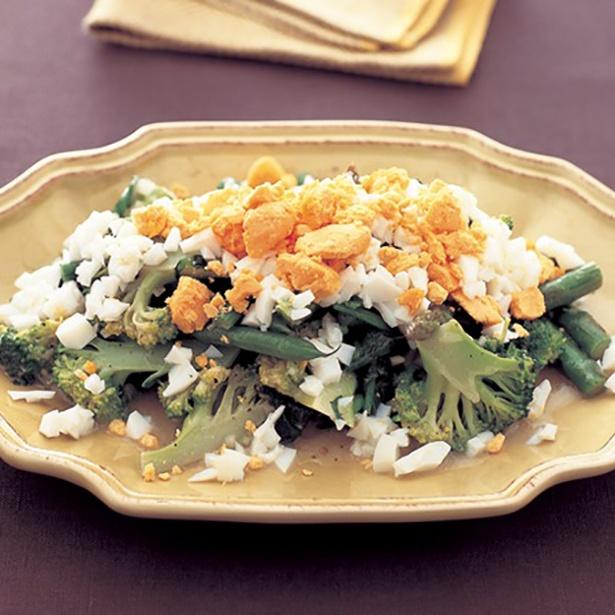 【関連レシピ】温野菜のミモザサラダ