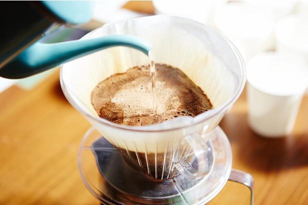 【写真】さらにいい結果が見つかれば、コーヒー党には朗報に!