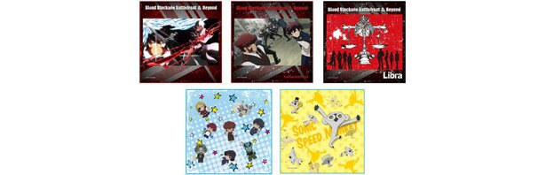 Newtype×TSUTAYA企画第5弾「血界戦線 & BEYOND」のオリジナルグッズを先行販売!