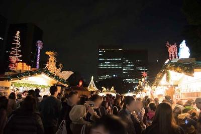 東京クリスマスマーケット2017 2/40