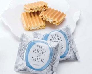 「リッチミルク」(8枚入り1404円)/黒船