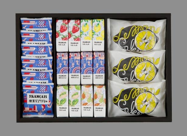 第8位の「フランセベストセレクション」(3240円)はフランセ人気商品計21個の詰め合わせ