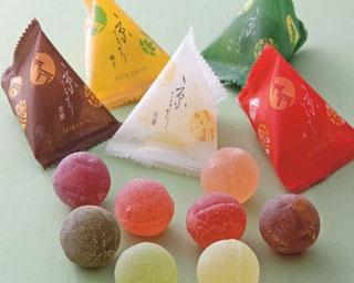 「京てまり」(18個入り1728円)/菓匠 清閑院