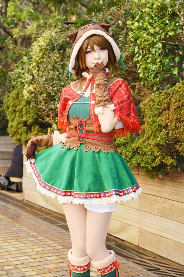 【コスプレ20選】サンタ衣装の美人コスプレイヤーが勢ぞろい!2017年最後のacosta!突撃リポート
