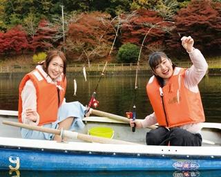 【この冬にしたいコト】無料で天ぷらにも!ワカサギ釣りを体験