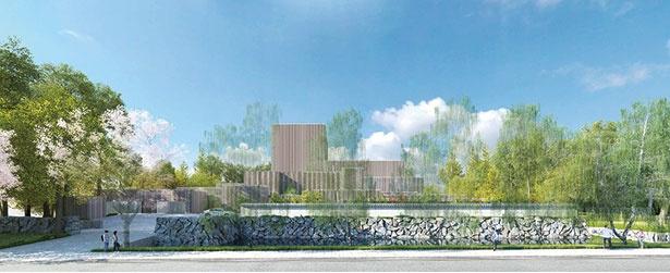 2022年度中にオープン予定の「新文化施設」