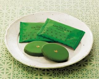 おなじみ京都北山マールブランシュの「茶の菓」。抹茶スイーツのなかでも抜群の知名度を誇る。今回のヒアリングでも、その人気ぶりは裏付けられた